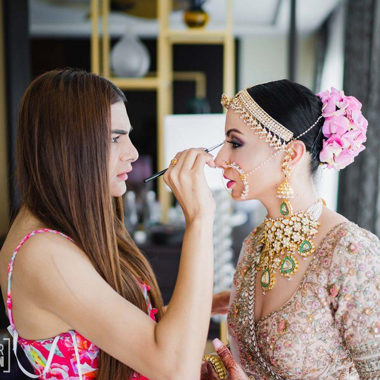 Makeup & Salon Treatments